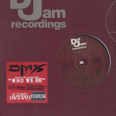 2014-10-06 DMX Who We Be Promo 001