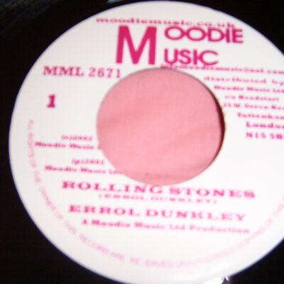 Errol Dunkley Rolling Stones MML 2671