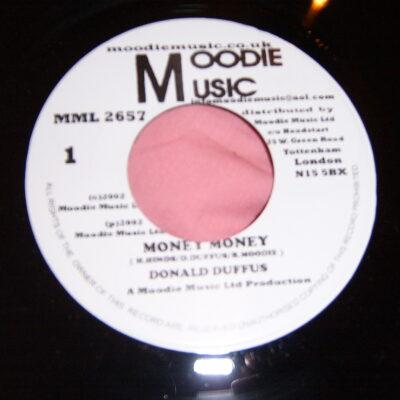 Donald Duffus Money Money