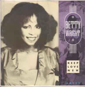 Betty Wright - Keep Love New