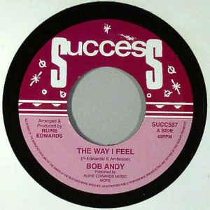 Bob Andy - The Way I Feel