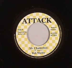 Bob Marley - Mr Chatterbox