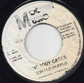 Donald Duffus - Nobody Cares