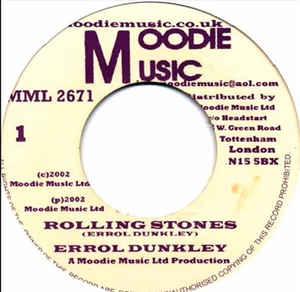 Errol Dunkley - Rolling Stones